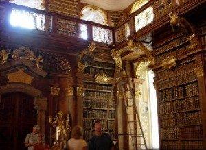 Мельк библиотека 1